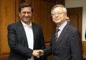 رییس کل بانک مرکزی با سفیر چین دیدار کرد