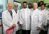 سه وزیر ارتباطات در یک قاب؛ در بازدید از ماهوارههای ایرانی