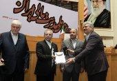 اهدای بالاترین نشان جایزه ملی مدیریت مالی ایران به همراه اول