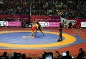 پایان مسابقات کشتی جام جهان پهلوان غلامرضا تختی