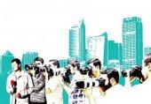 خبرنگاران وجدان زنده و دیدگان بیدار جامعه در مسیر پیشرفت هستند