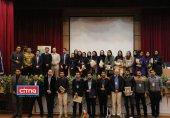 گزارش تصویری/ اهدای جوایز به بهترین ایده های استارتاپی در نهمین سمپوزیوم بین المللی مخابرات