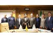 انعقاد تفاهمنامهی همکاری میان بنیاد برکت و بانک پارسیان