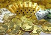 آخرین قیمت طلا، سکه و دلار امروز ۹۹/۰۹/۰۱