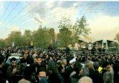 تجمع دوستداران هاشمی مقابل دانشگاه تهران (+عکس)